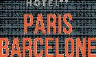 Hôtel Paris Barcelone